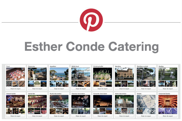 Esther Conde Catering